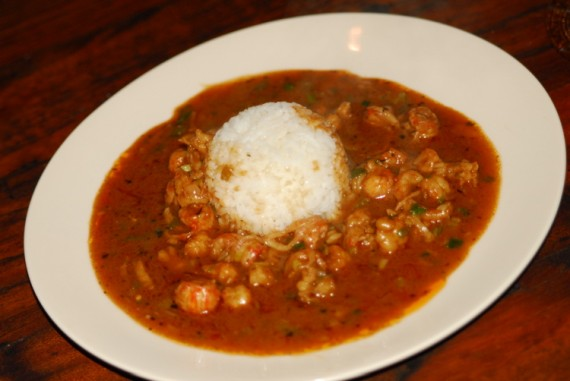 Crawfish Etouffe