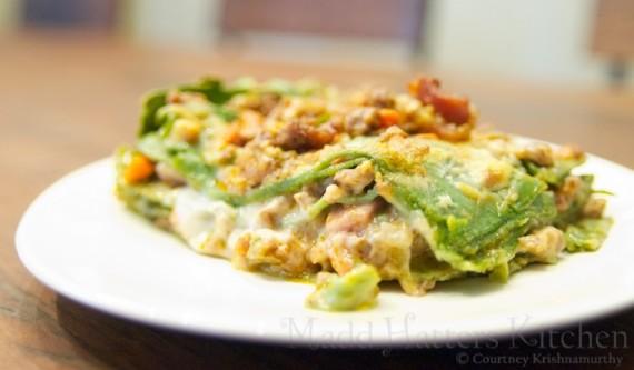 Lasagne Bolnese
