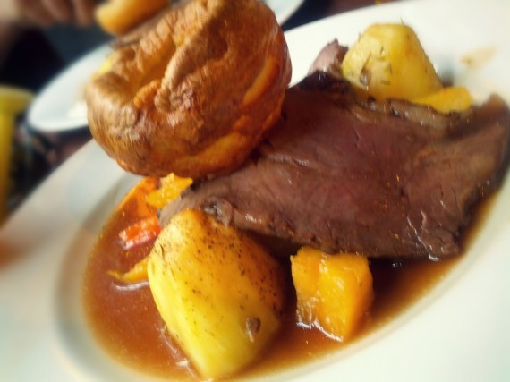Sunday Beef Roast